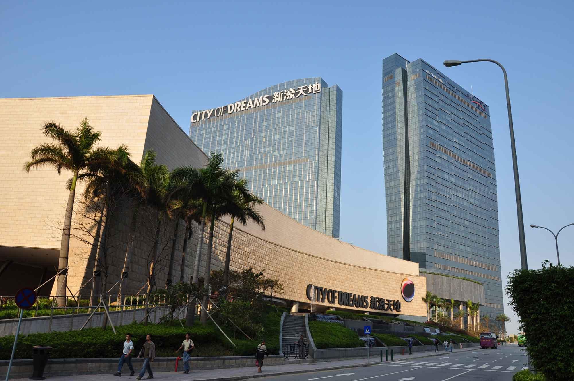 Grand Hyatt Hotel Macau