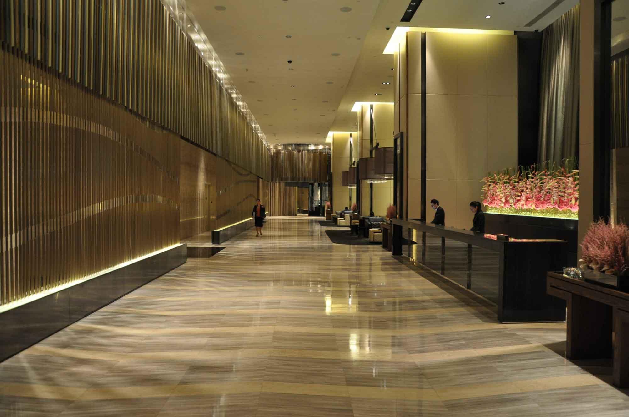 Nuwa Hotel lobby