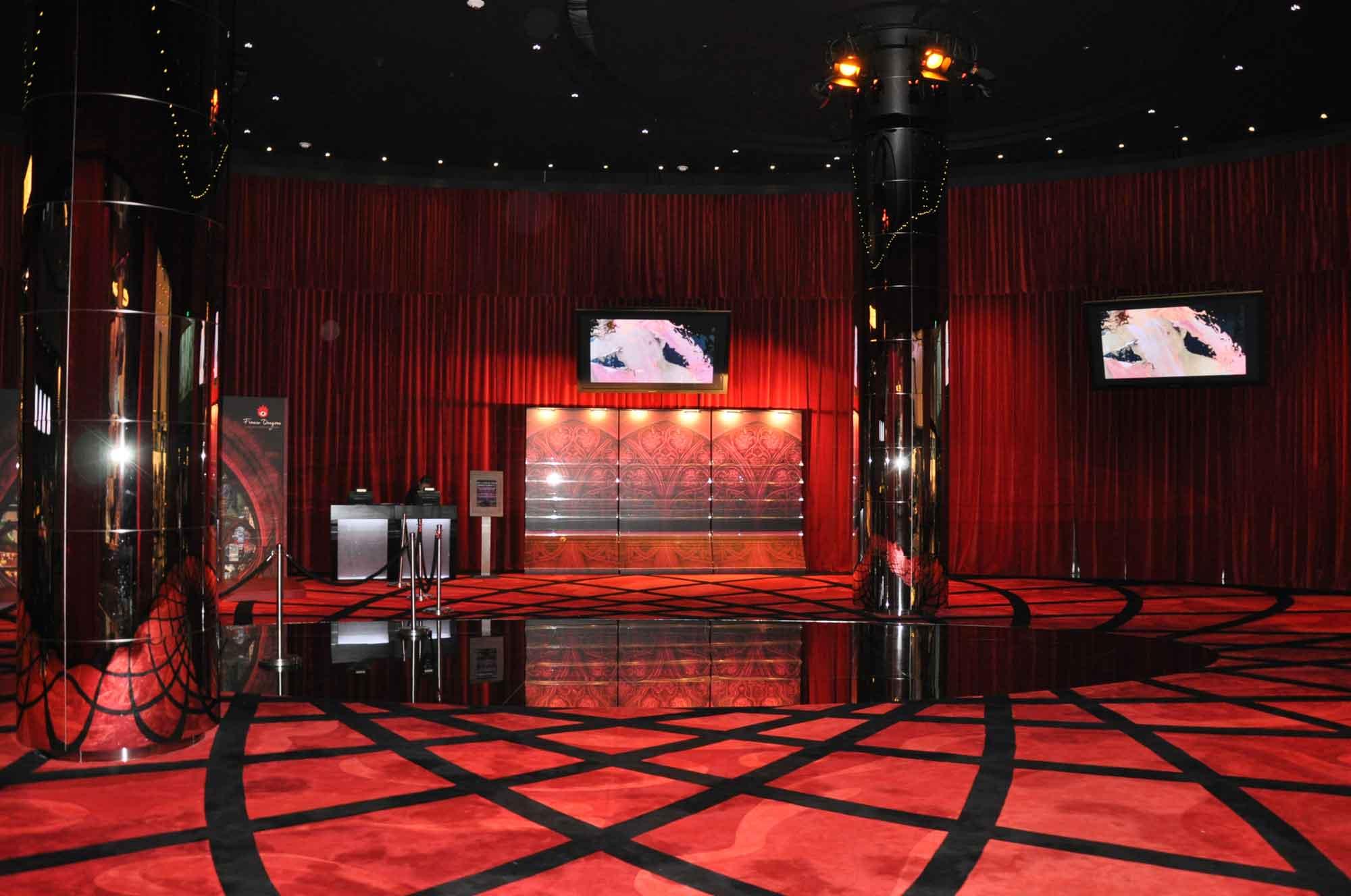 House of Dancing Water Macau lobby
