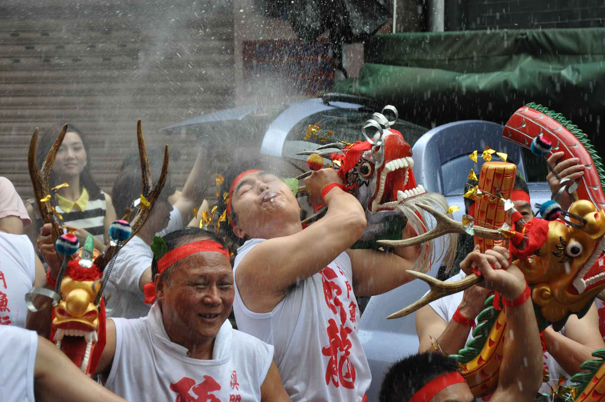 Feast of the Drunken Dragon Festival Macau