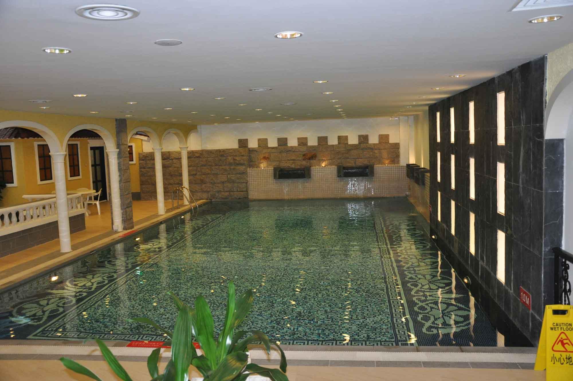 Casa Real swimming pool