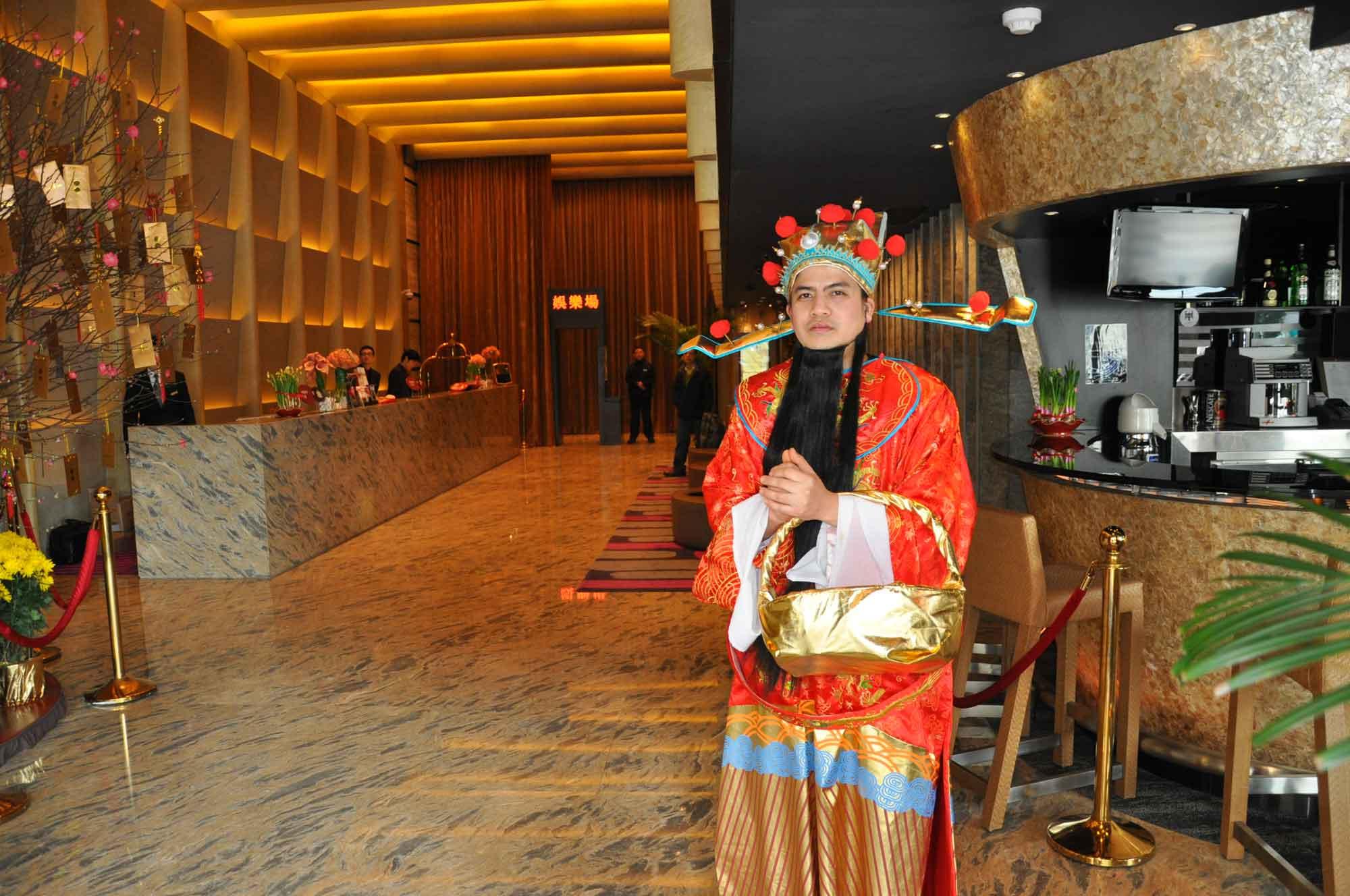 Waldo Hotel Macau Spring Festival