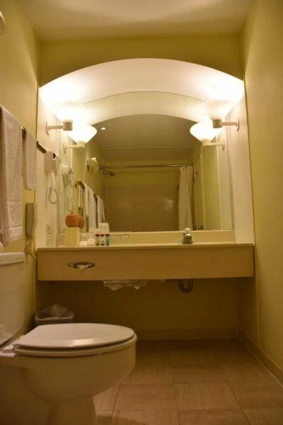 Regency Art Hotel Superior Room bathroom