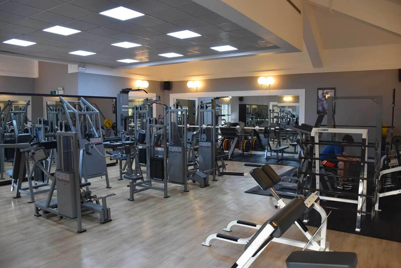Regency Art Hotel gym