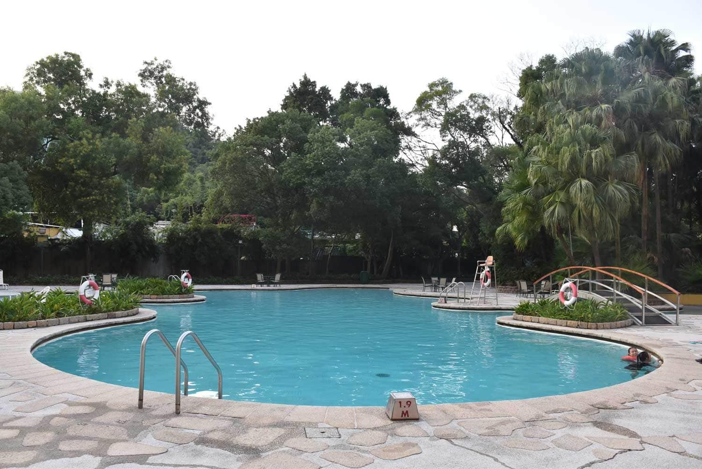 Regency Art Hotel outdoor swimming pool