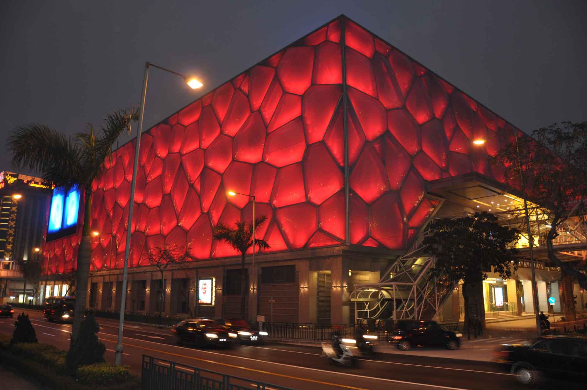 Oceanus Casino Macau