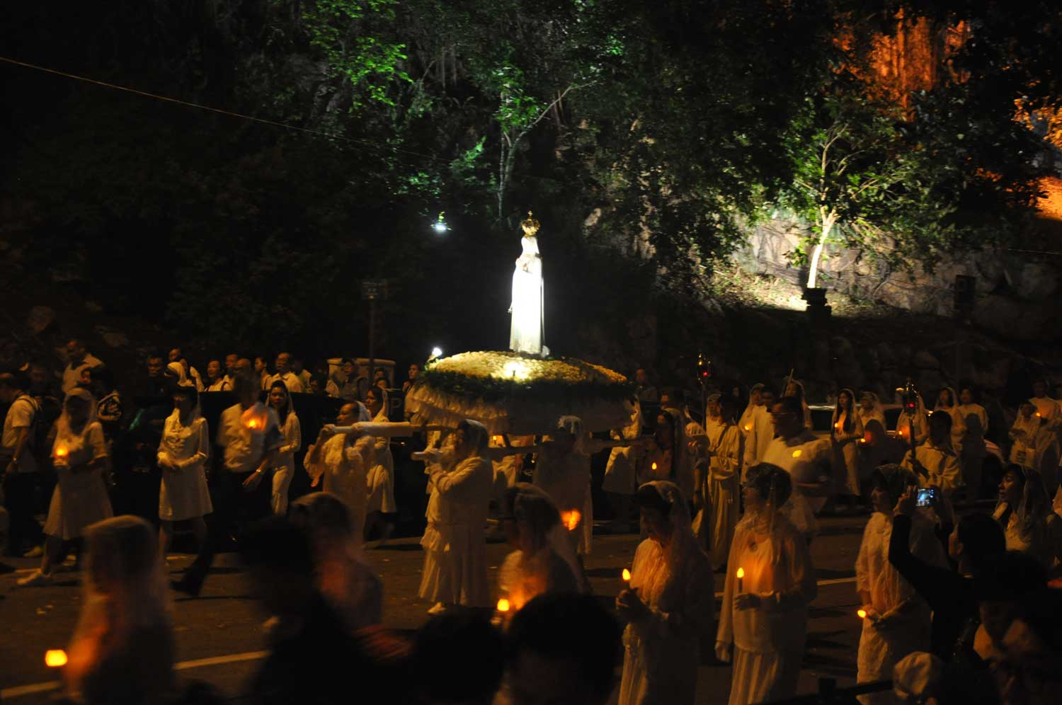 Procession of Our Lady of Fatima