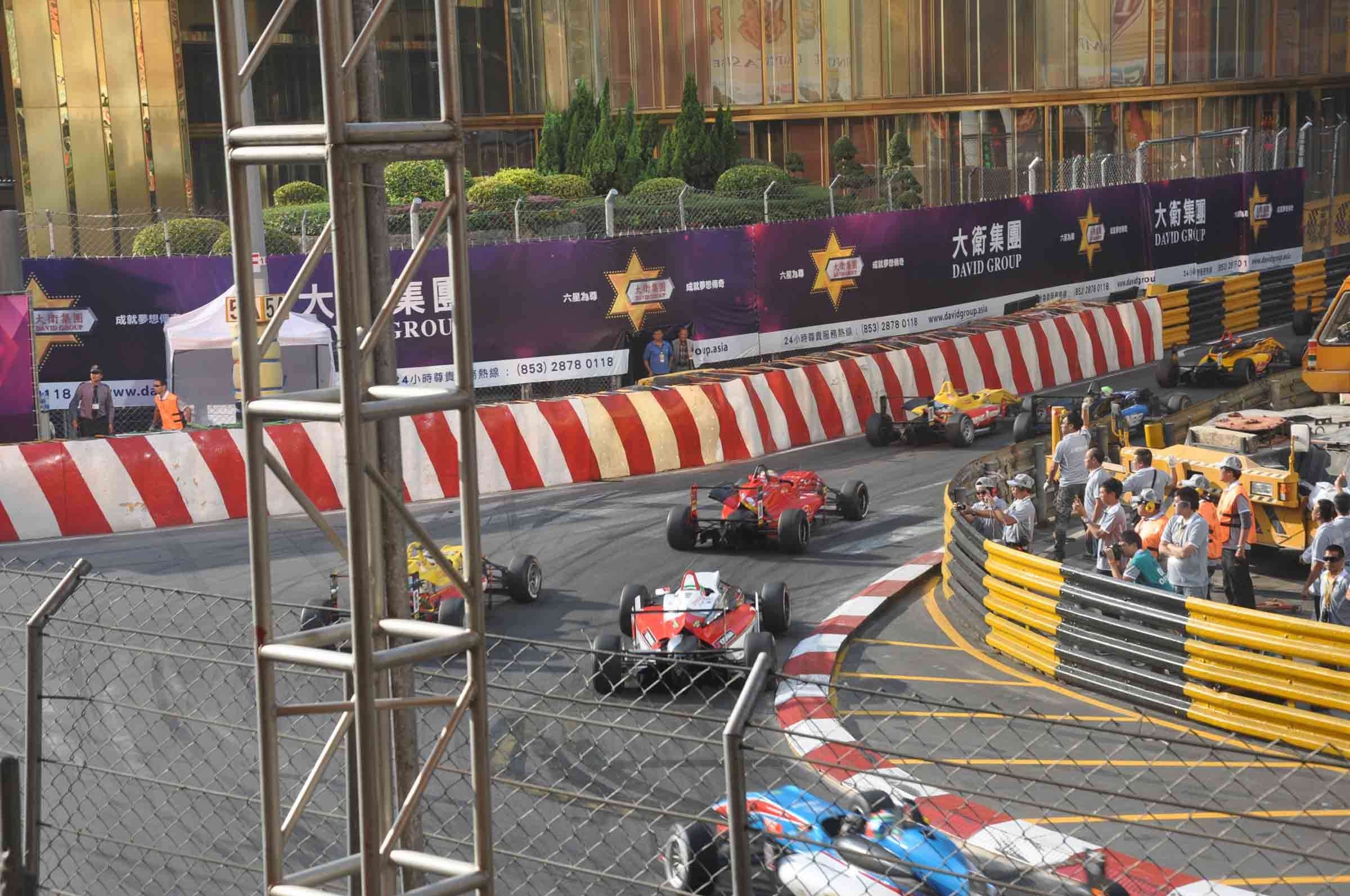 Macau F3 Grand Prix Race