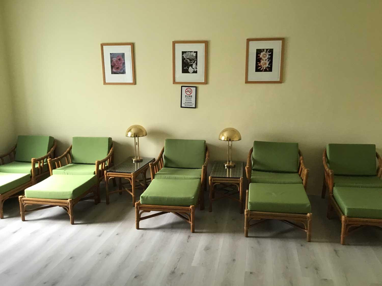 Regency Art Hotel spa Relaxation Room