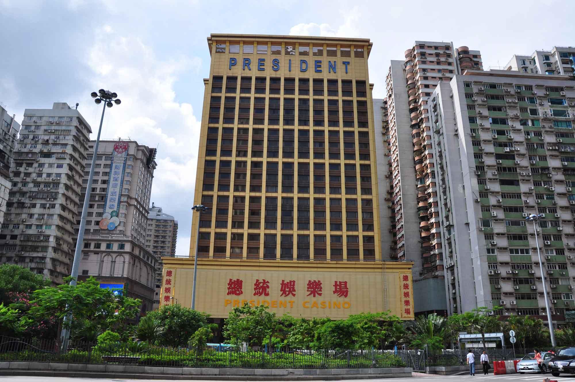 Preident Hotel Macau