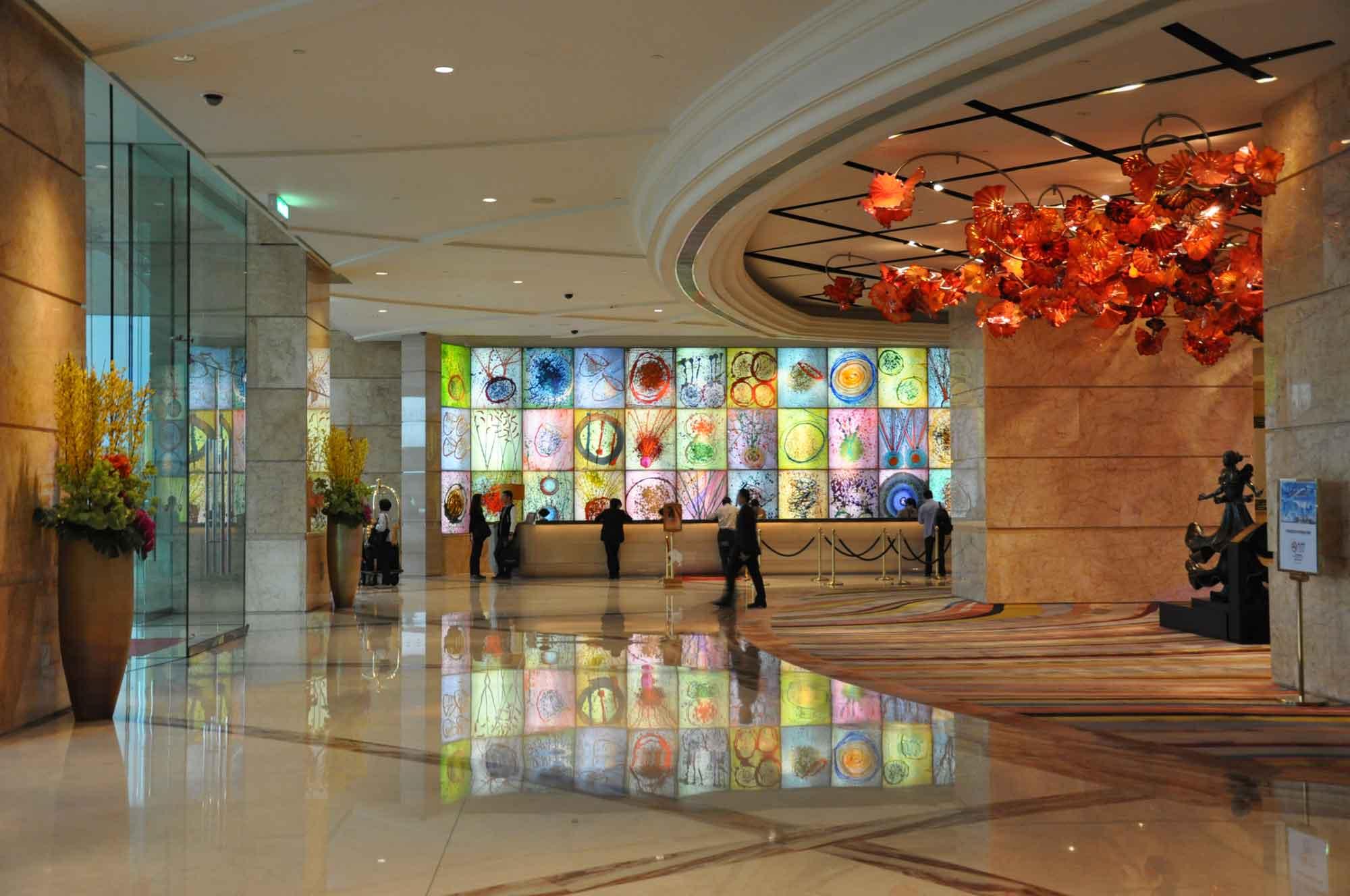 MGM Macau lobby
