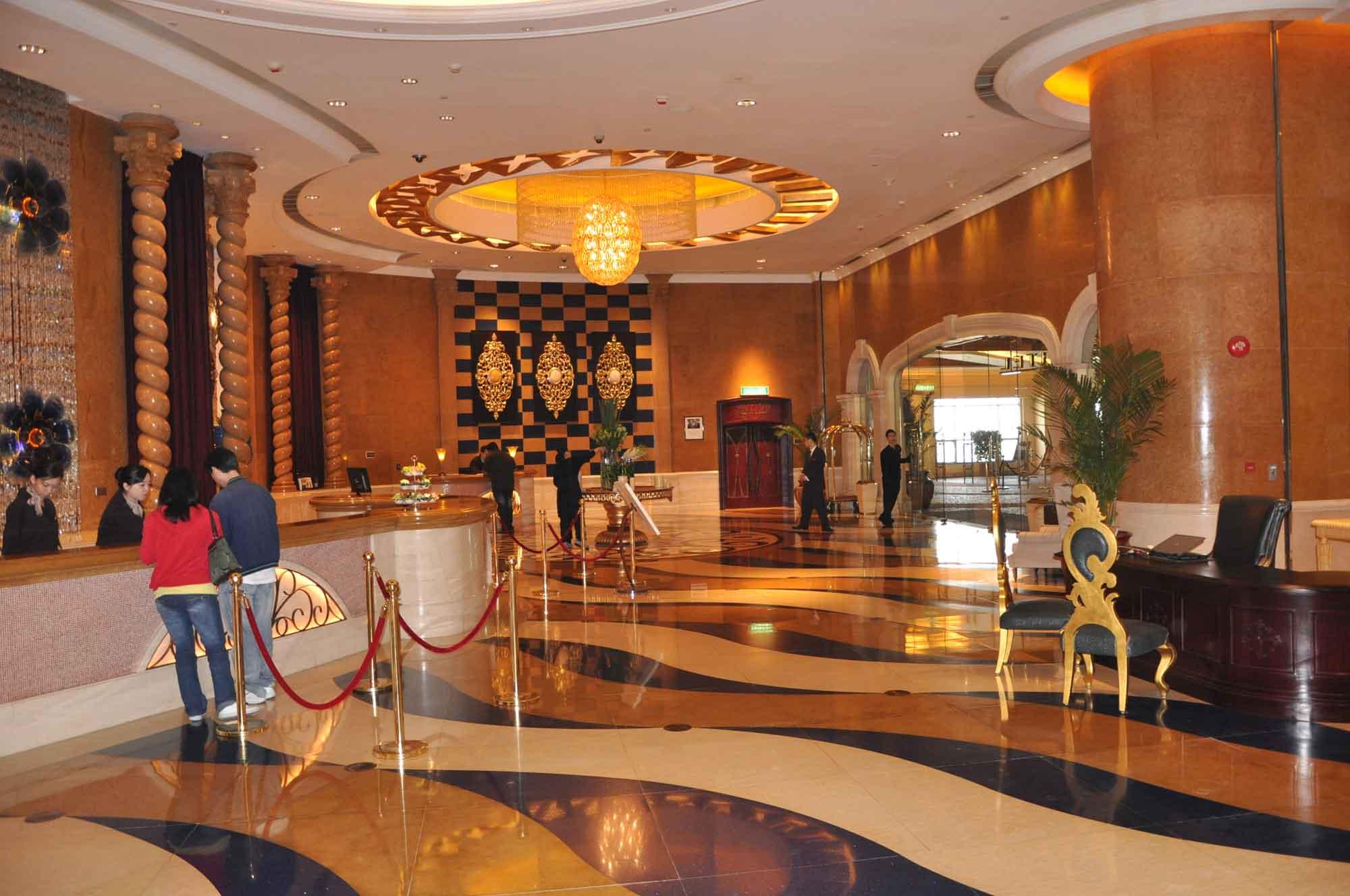 Sofitel Macau lobby