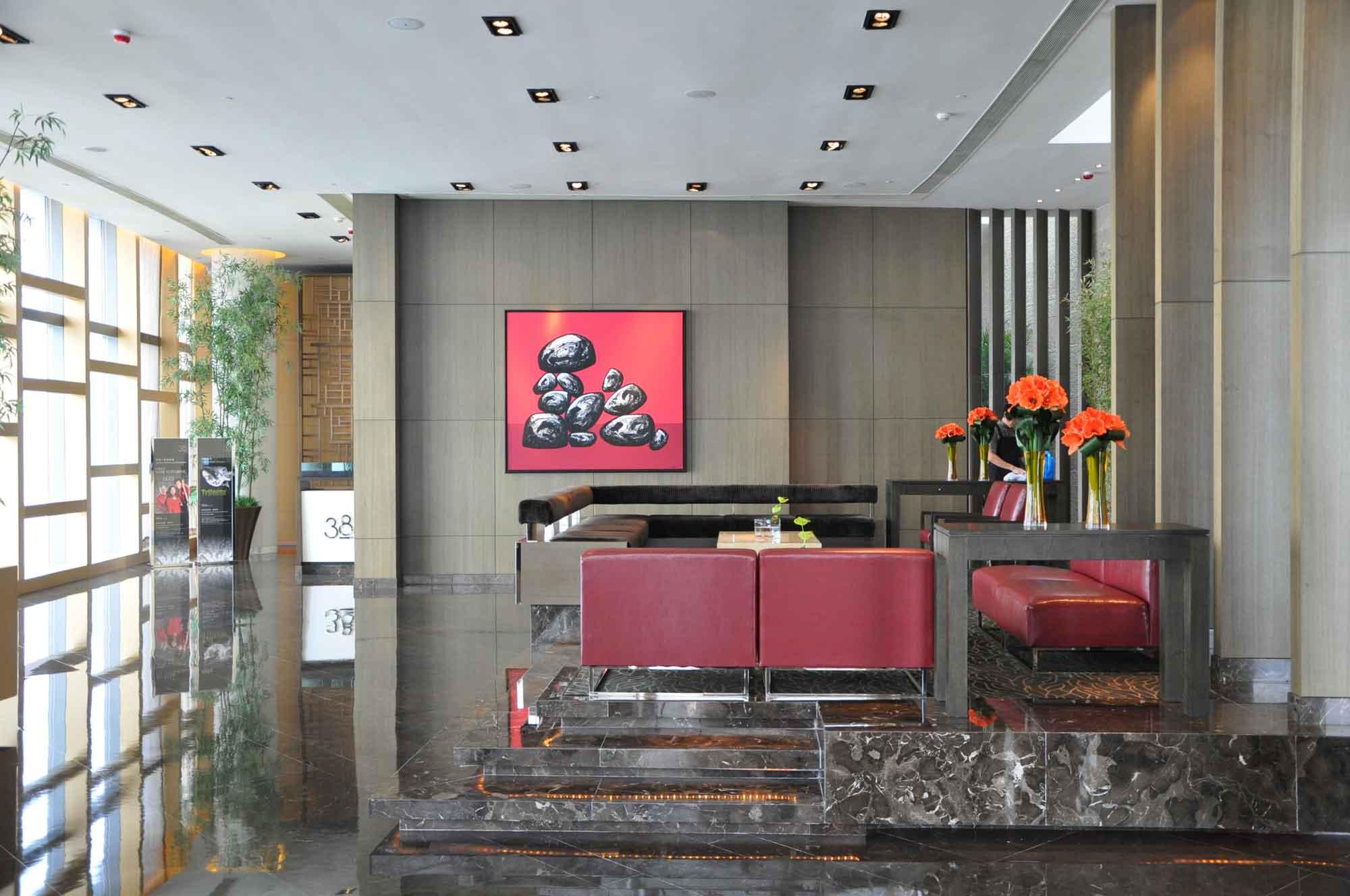 Altira Macau lobby