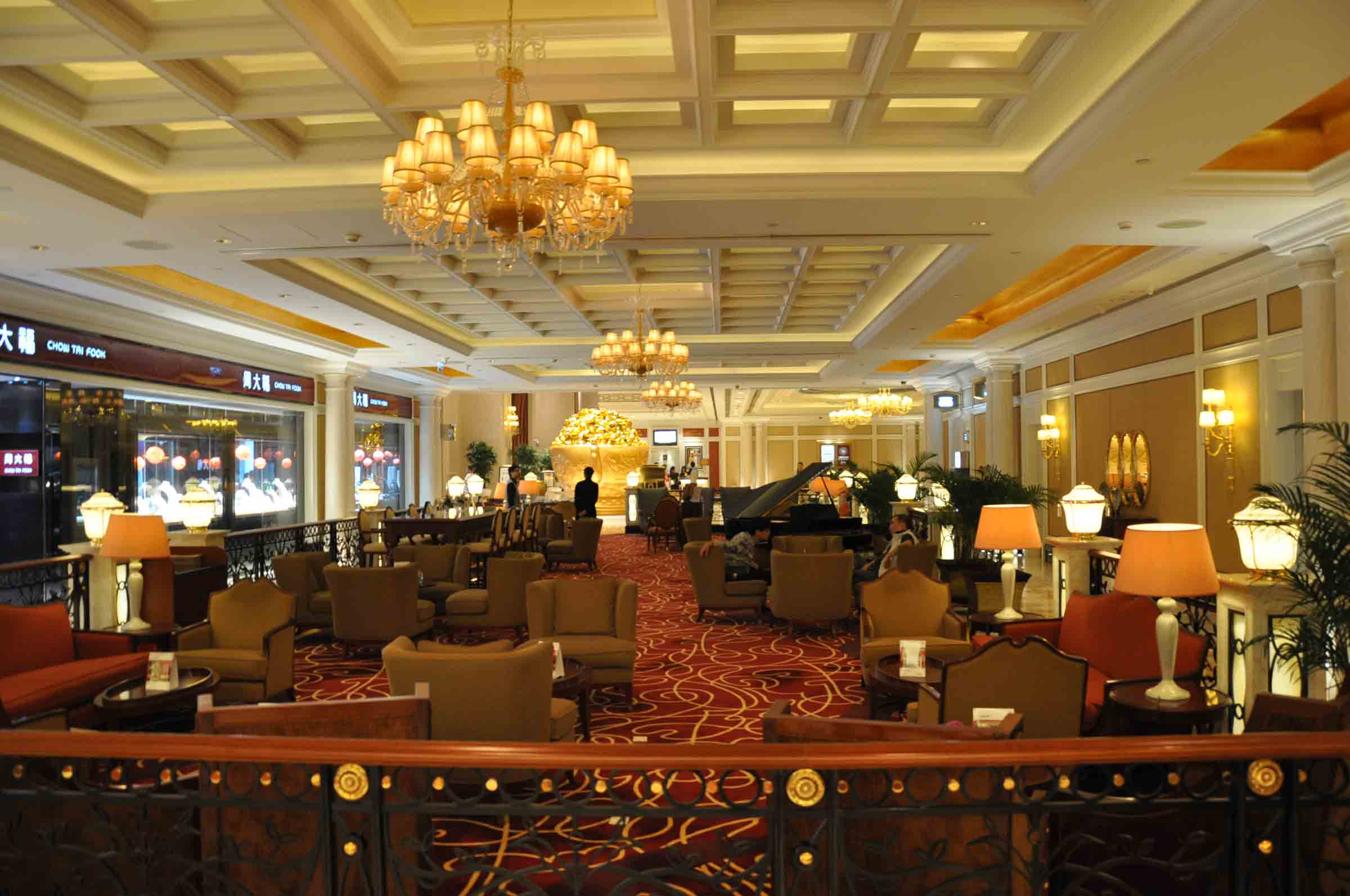 L'Arc lounge Macau