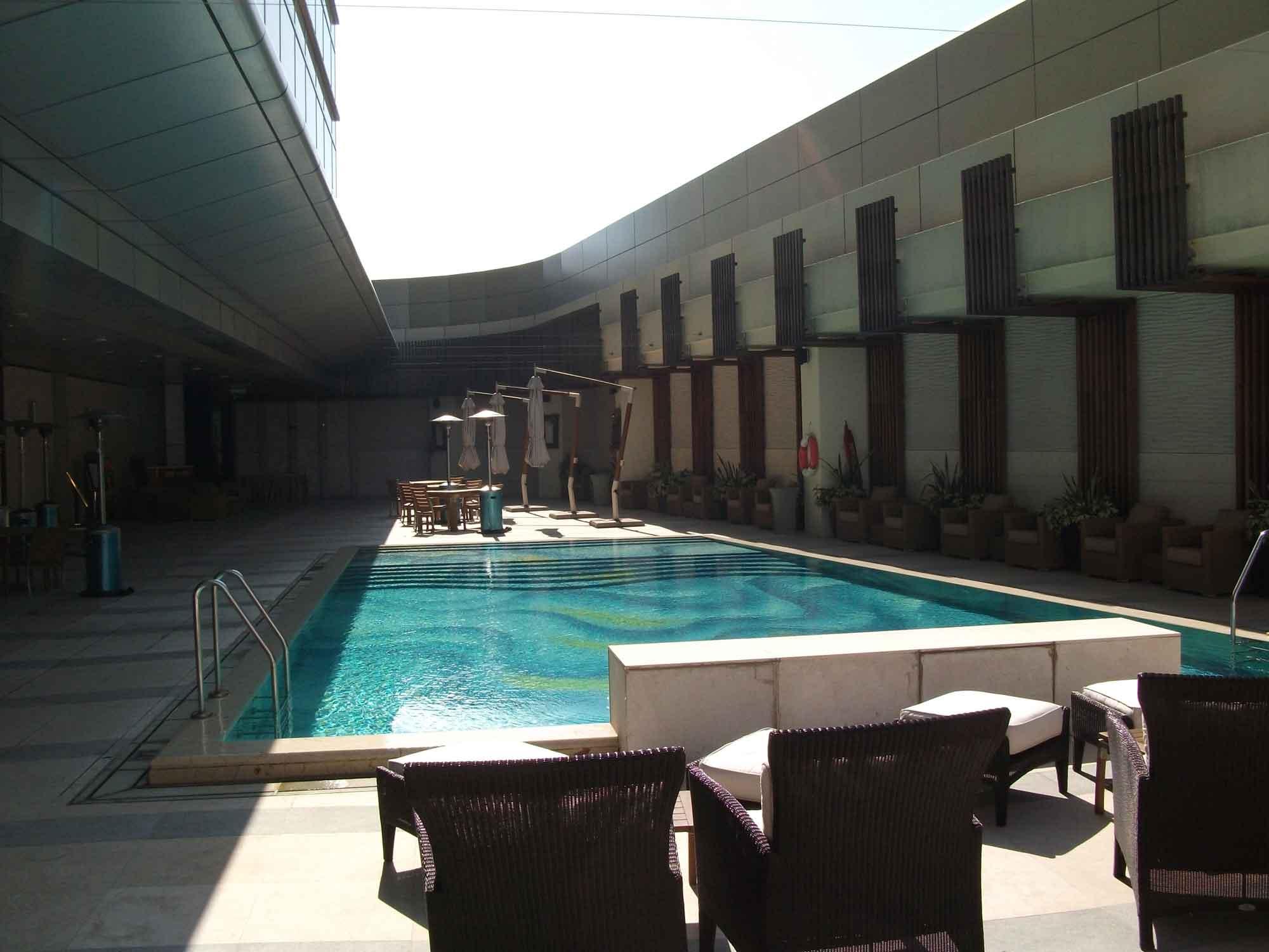 Sands Macao outdoor pool