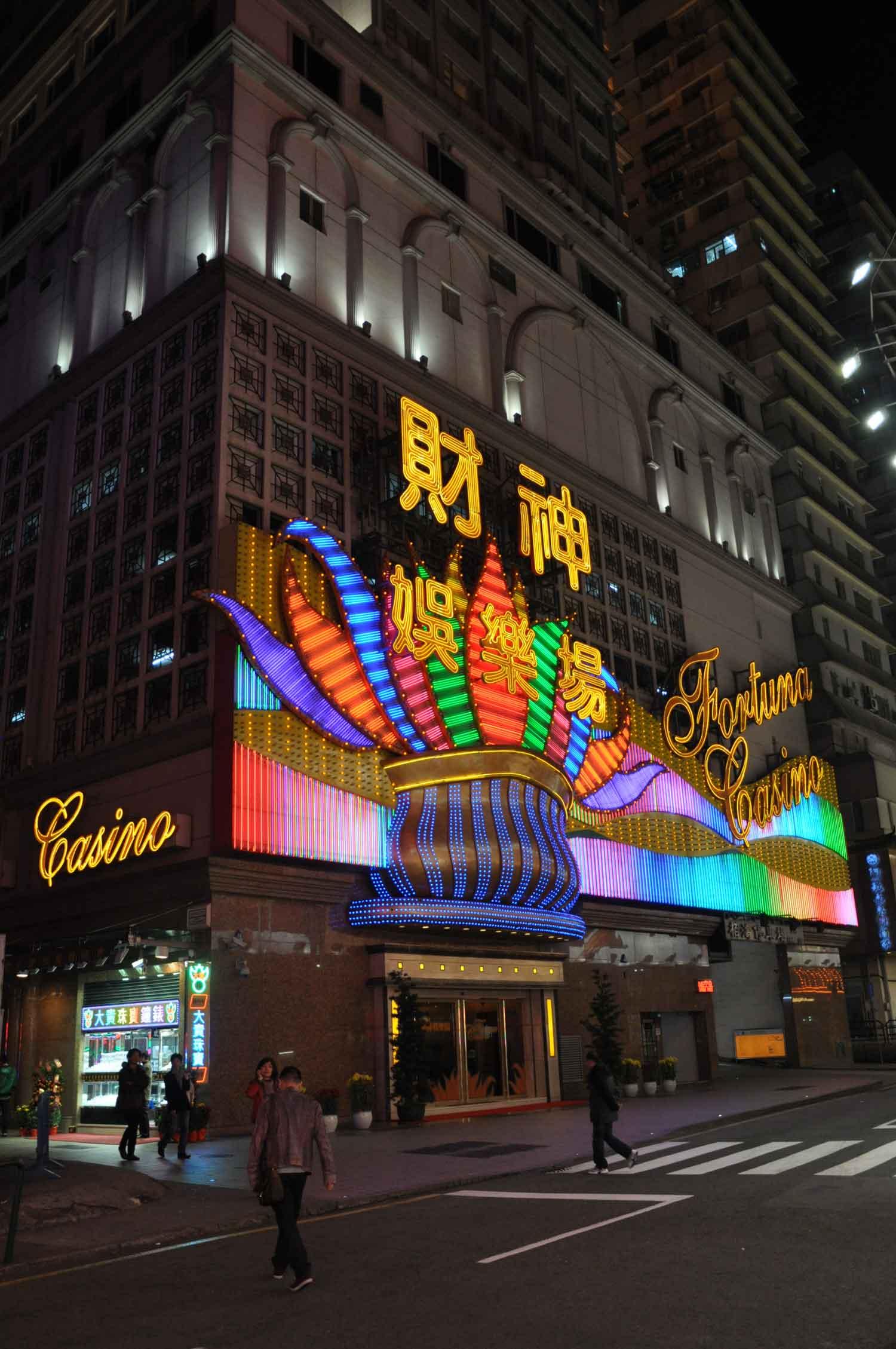 Fortuna Casino Macau