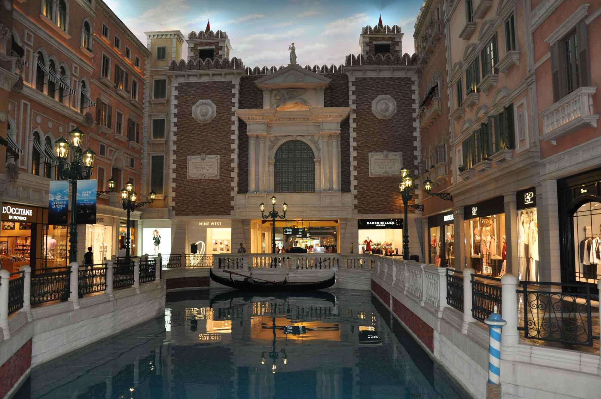 Venetian Macao Grand Canal Shoppes