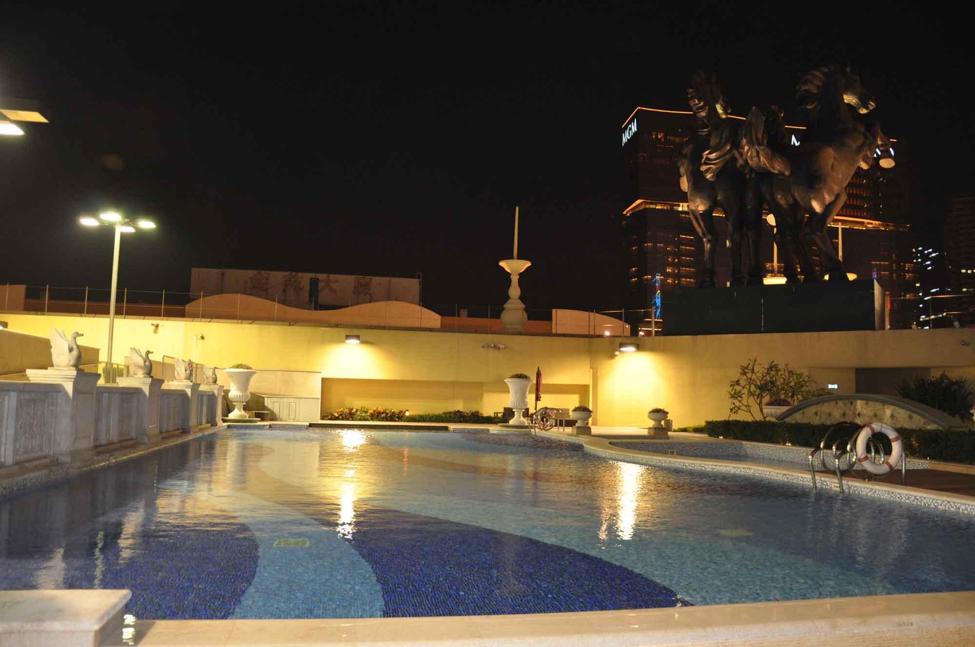 L'Arc Macau Hotel pool