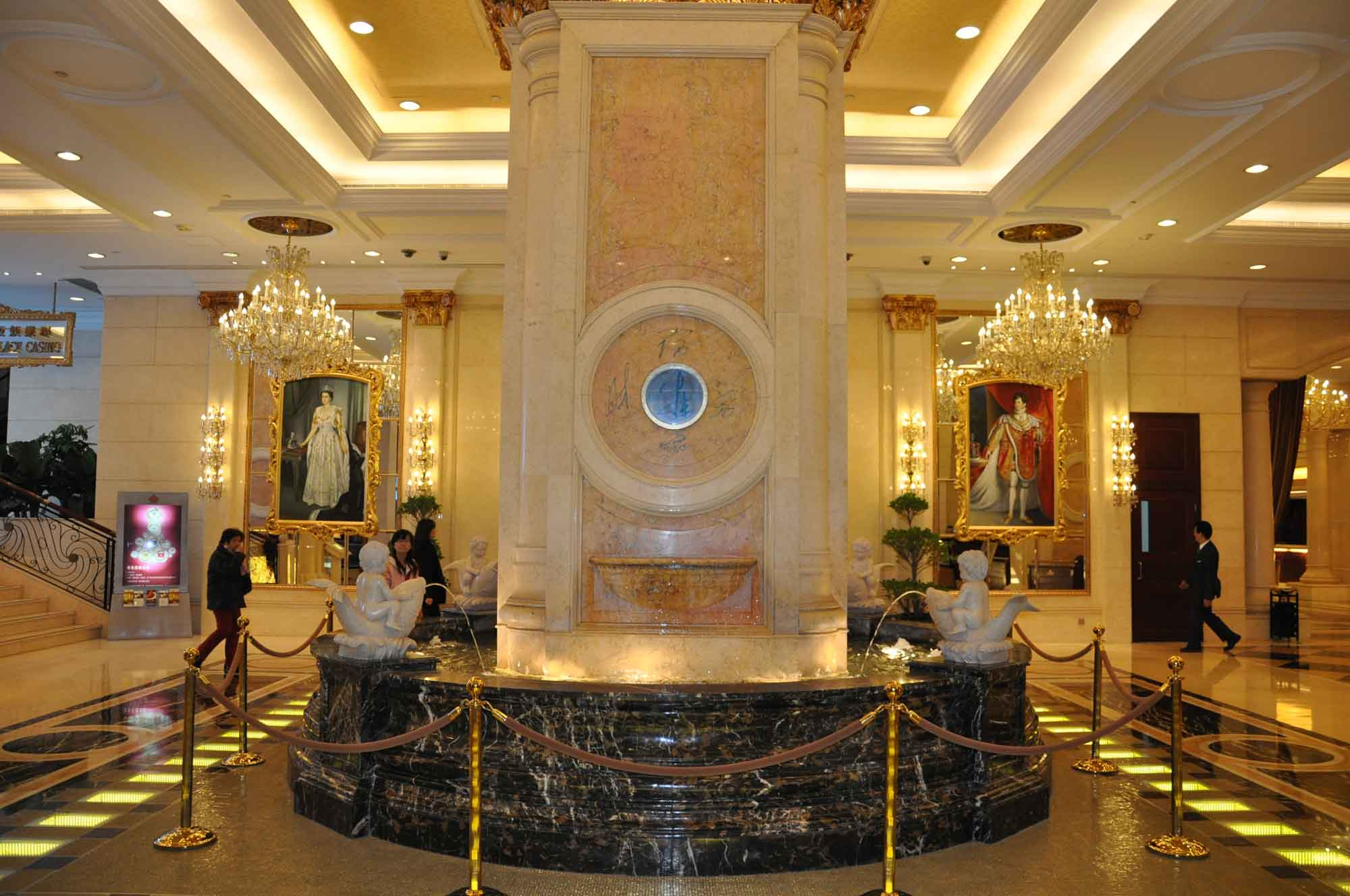 Grand Emperor Hotel lobby
