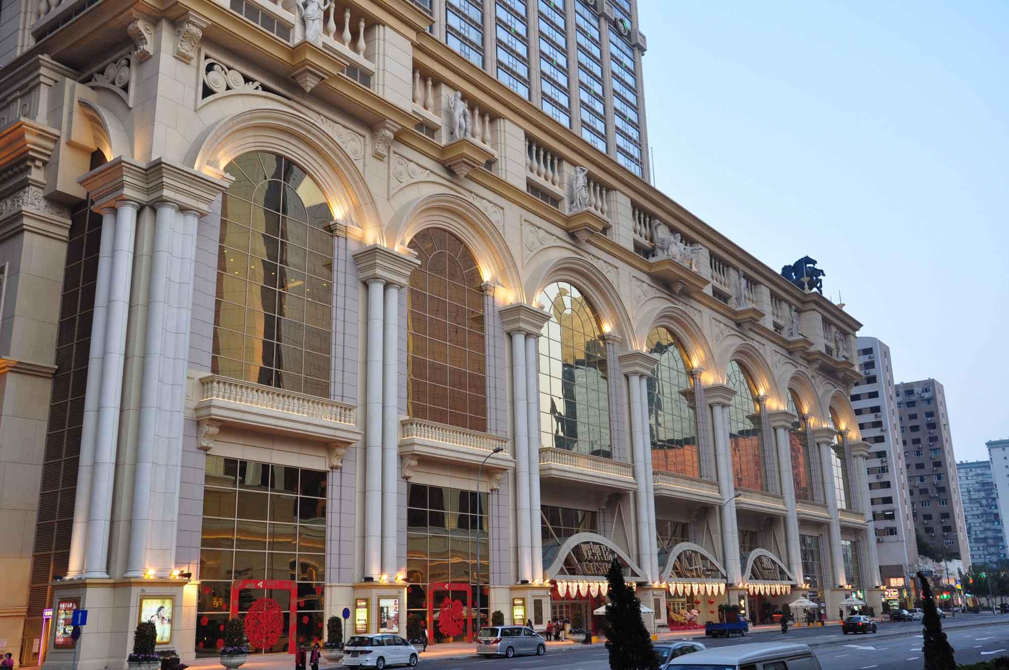 L'Arc Macau Hotel