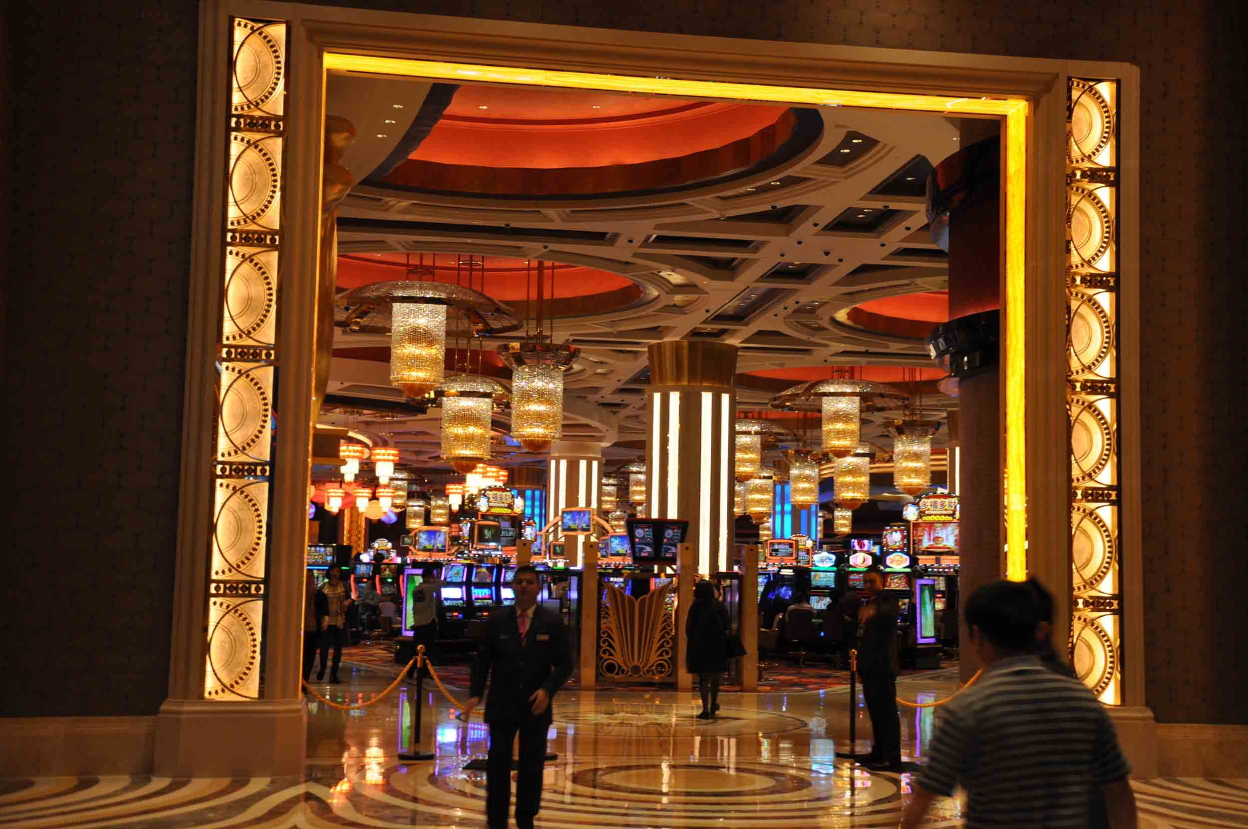 Studio City Macau casino