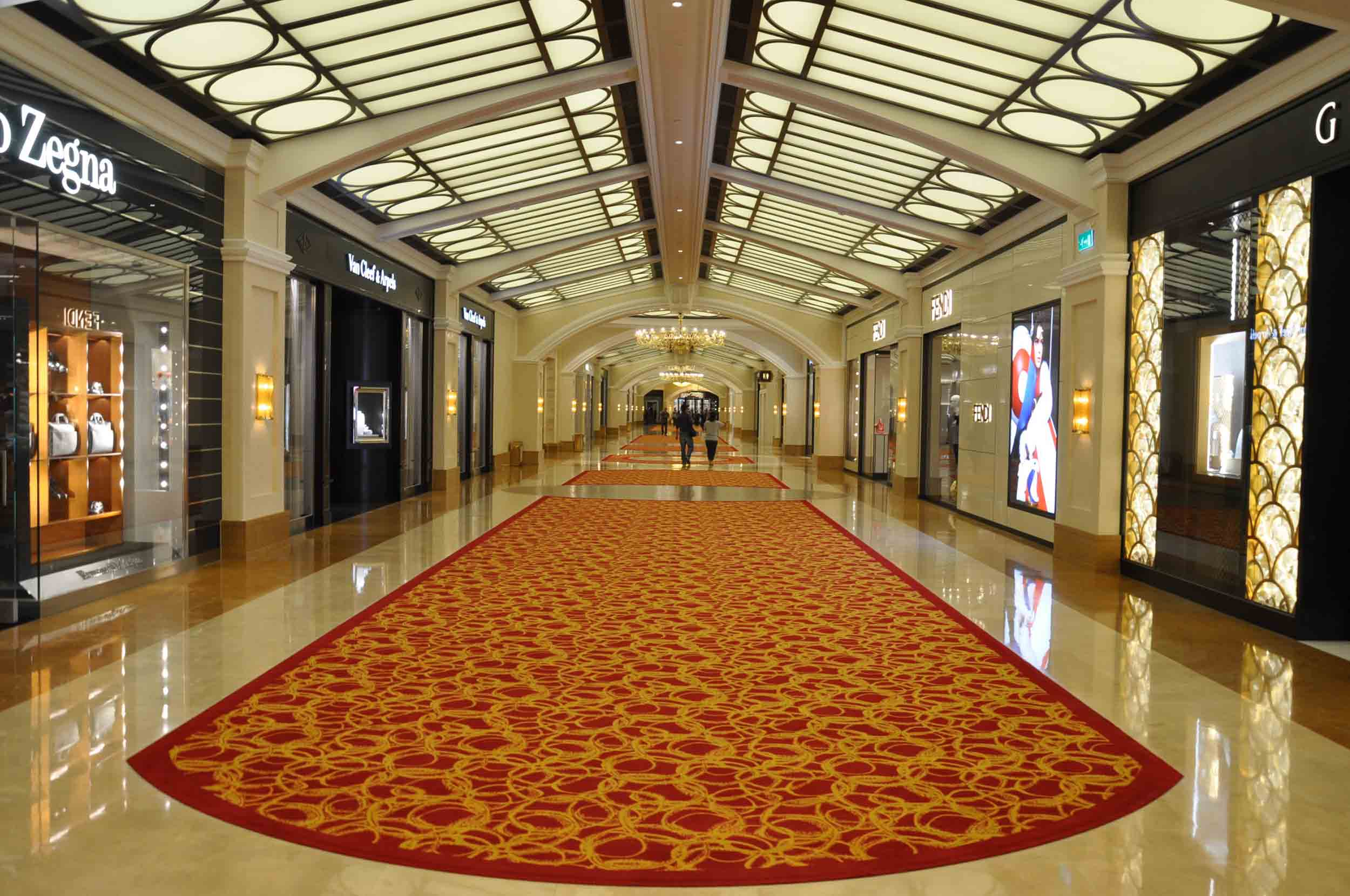 Studio City Macau shopping mall