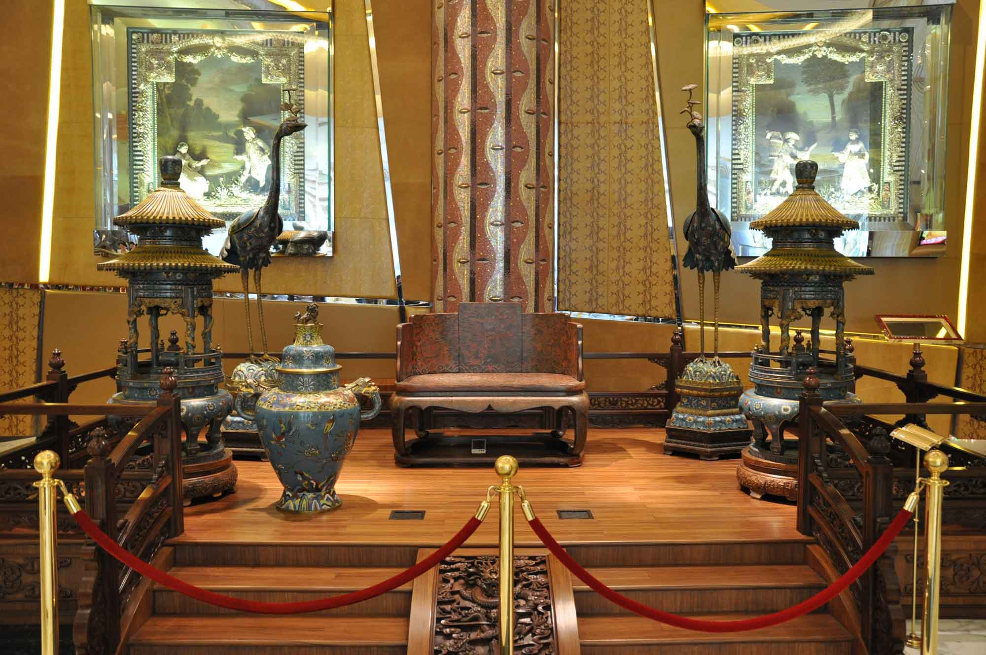 Grand Lisboa antique furniture