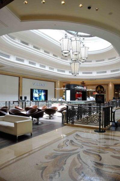 Shoppes at Four Seasons Macau chairs