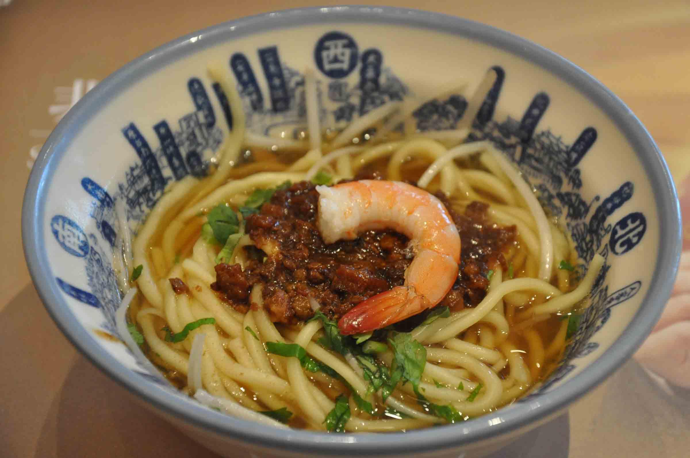 Du Hsiao Yueh: 100 year old Tainan Dan-Tzai Noodles