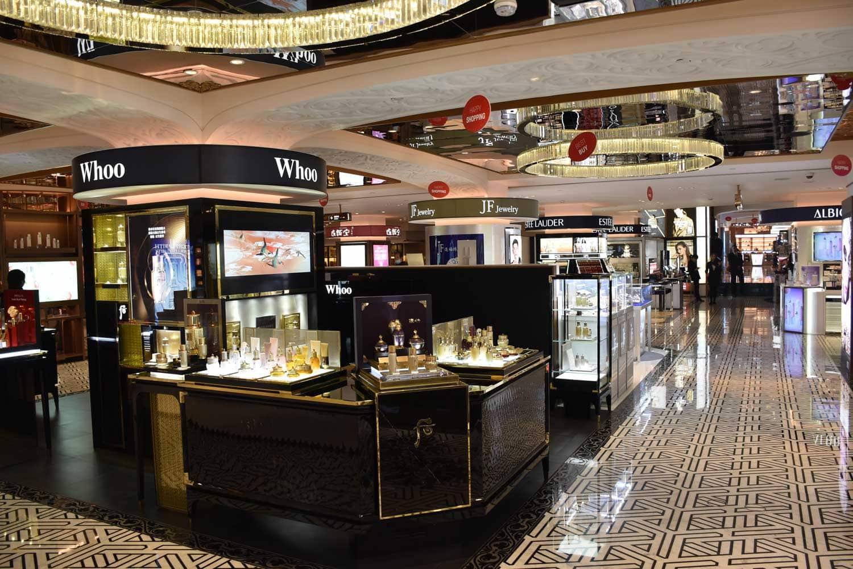 Jai Alai casino shopping quarter