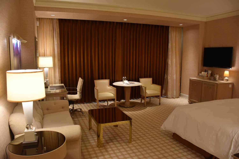 Wynn Macau Deluxe King room