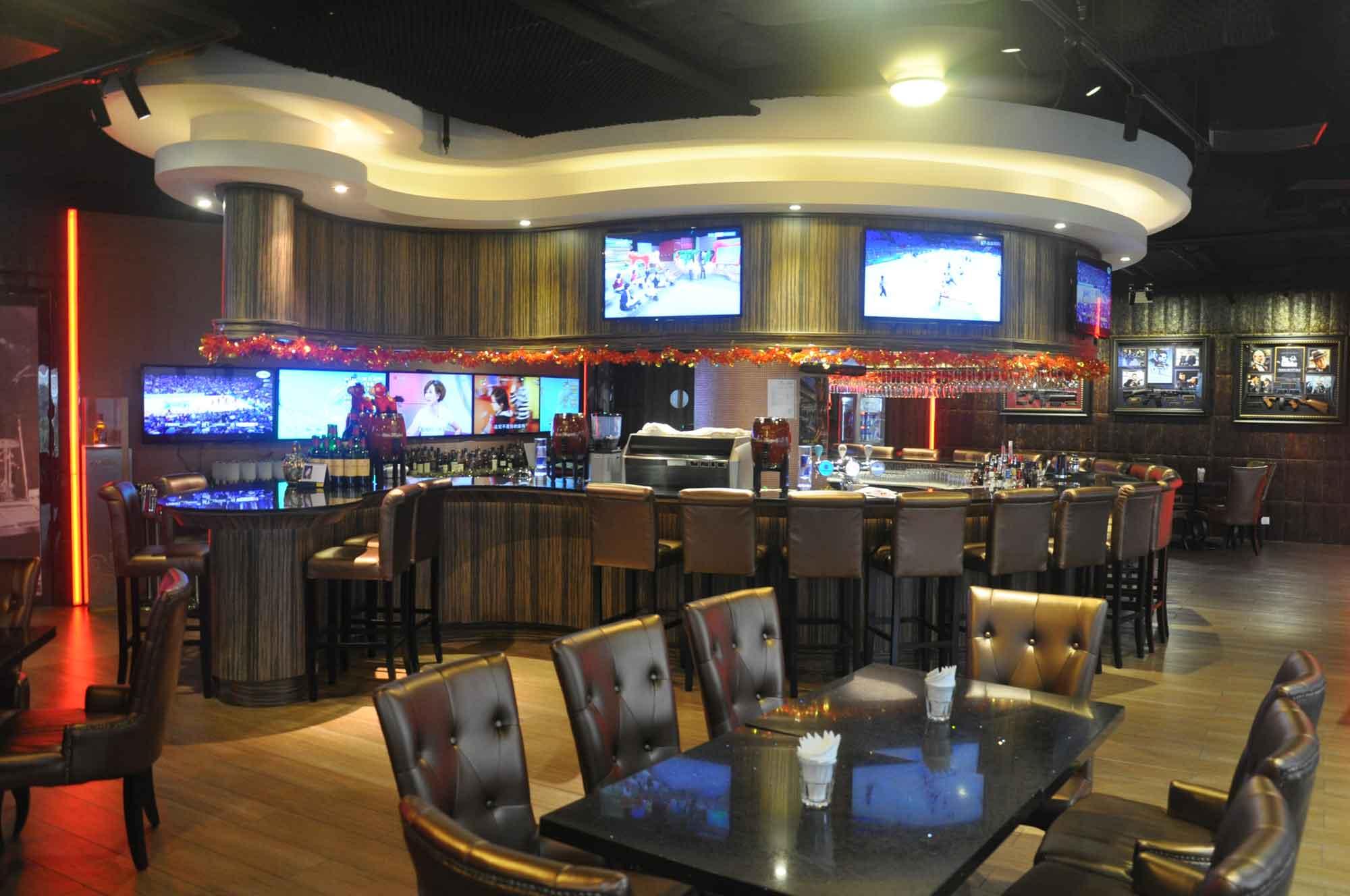 Paradise Kampek Bar Macau