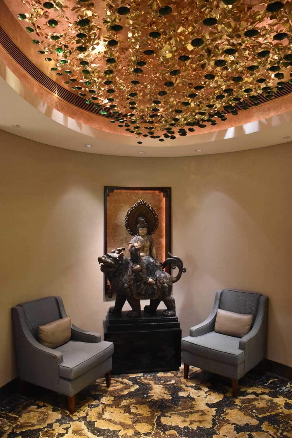 Grand Lapa Macau statee and chairs