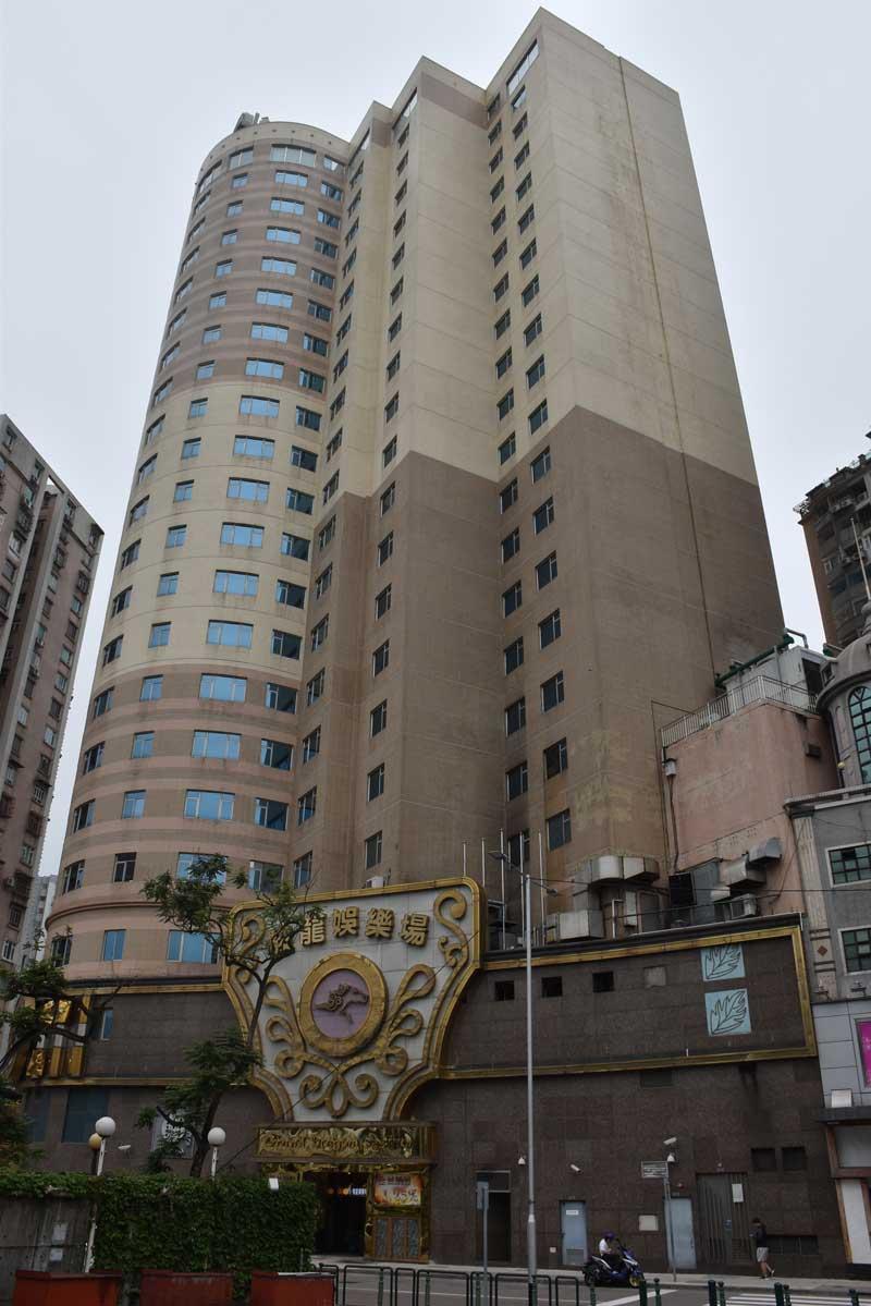 Grand Dragon Macau hotel
