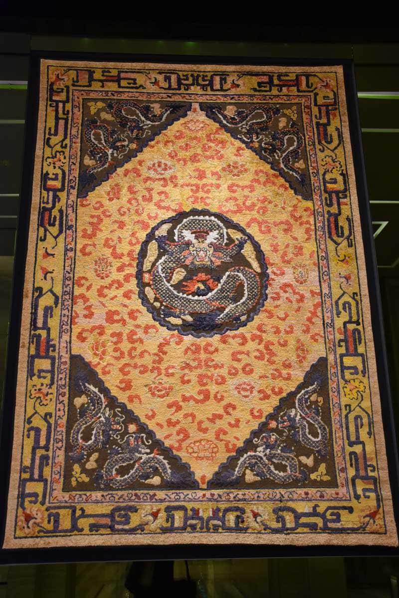 MGM Cotai Qing Dynasty Rug