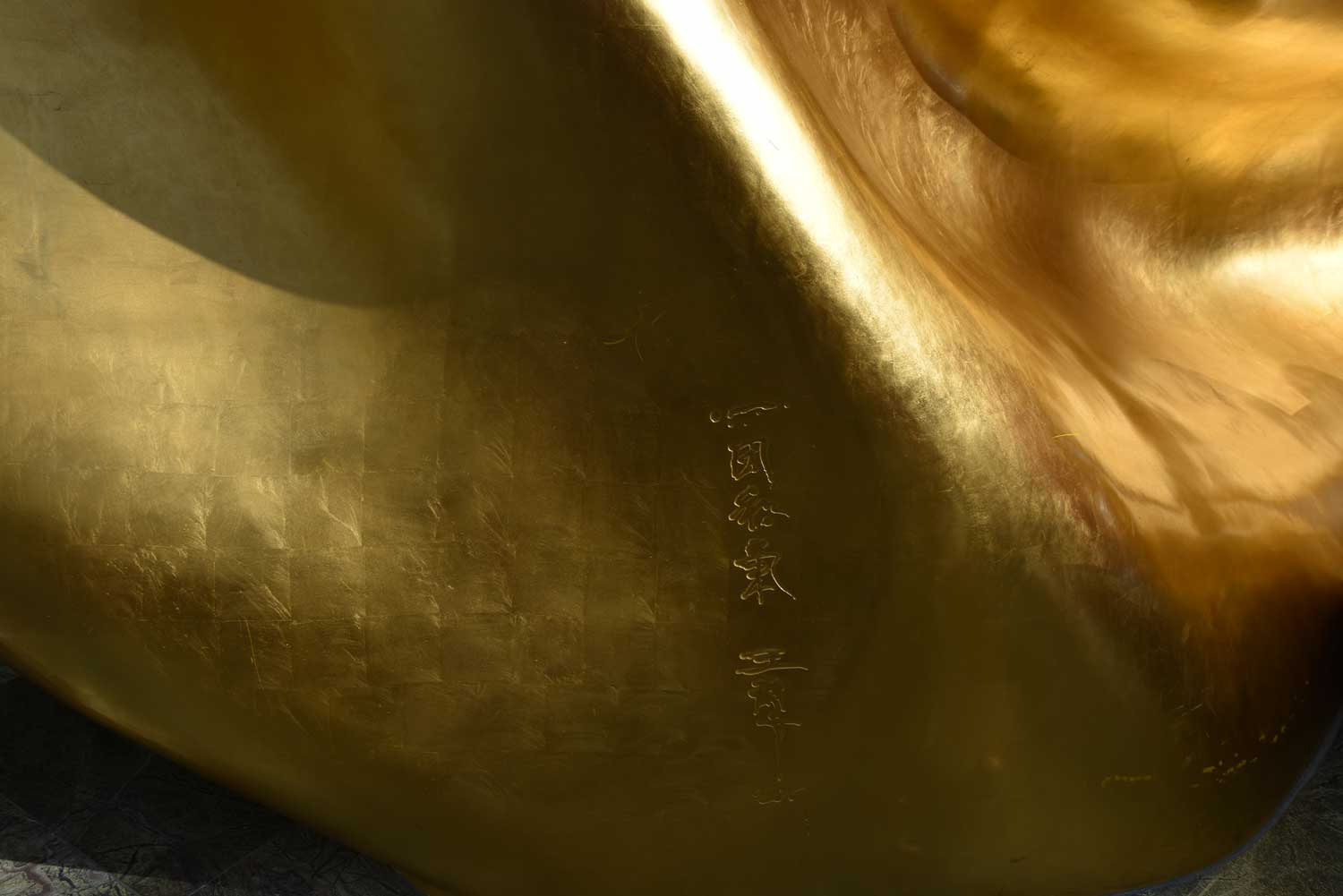 MGM Cotai Harmony gold house scratches