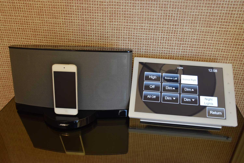 Wynn Macau Bose Speaker