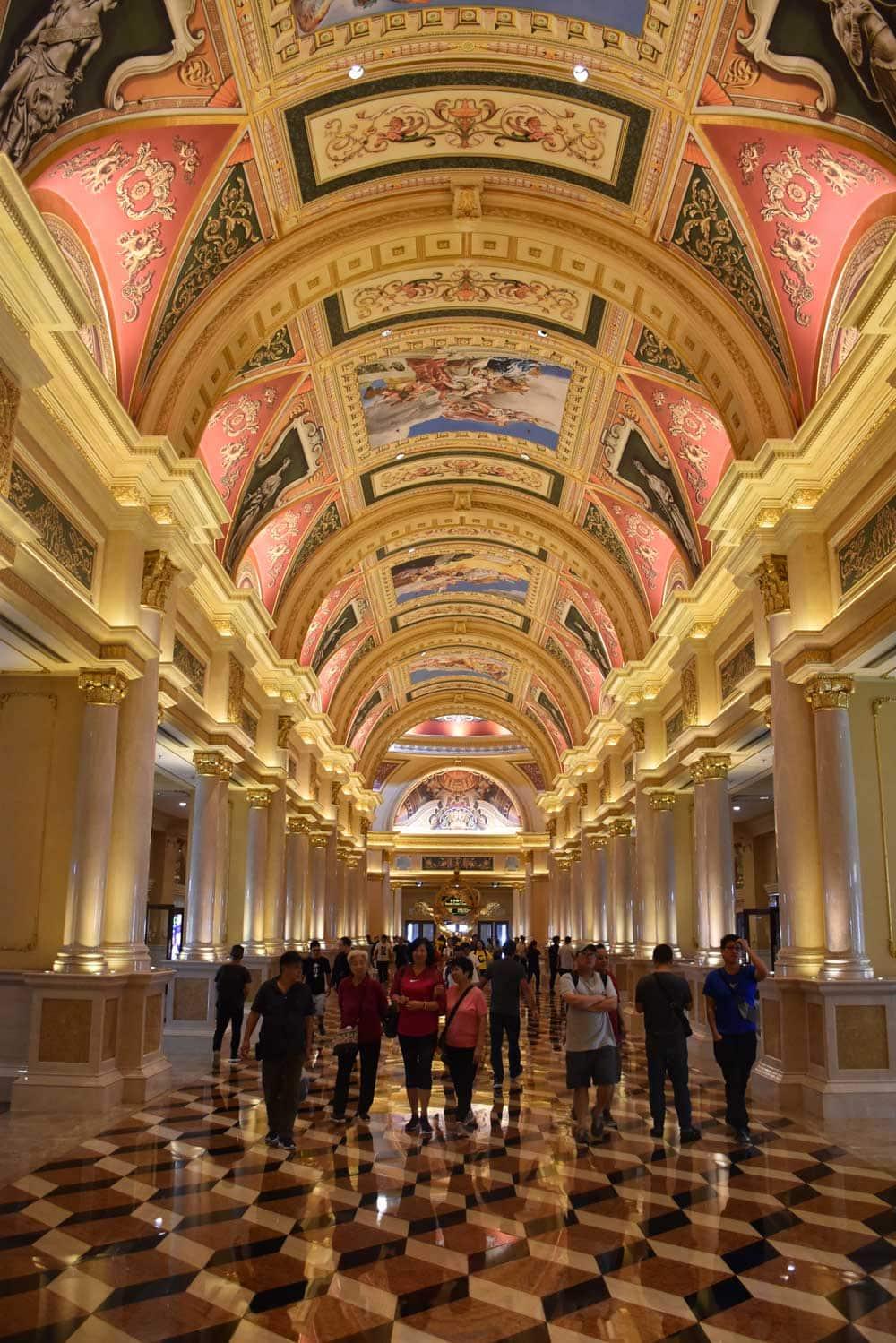 Venetian Macau Colonnade