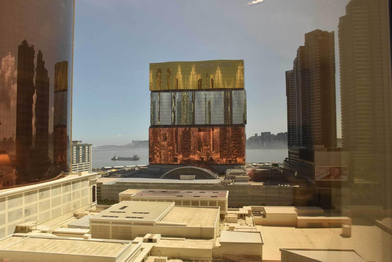 MGM Macau daytime picture