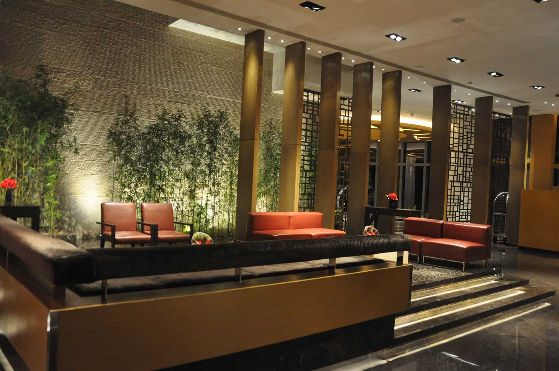 Altira Macau lobby lounge