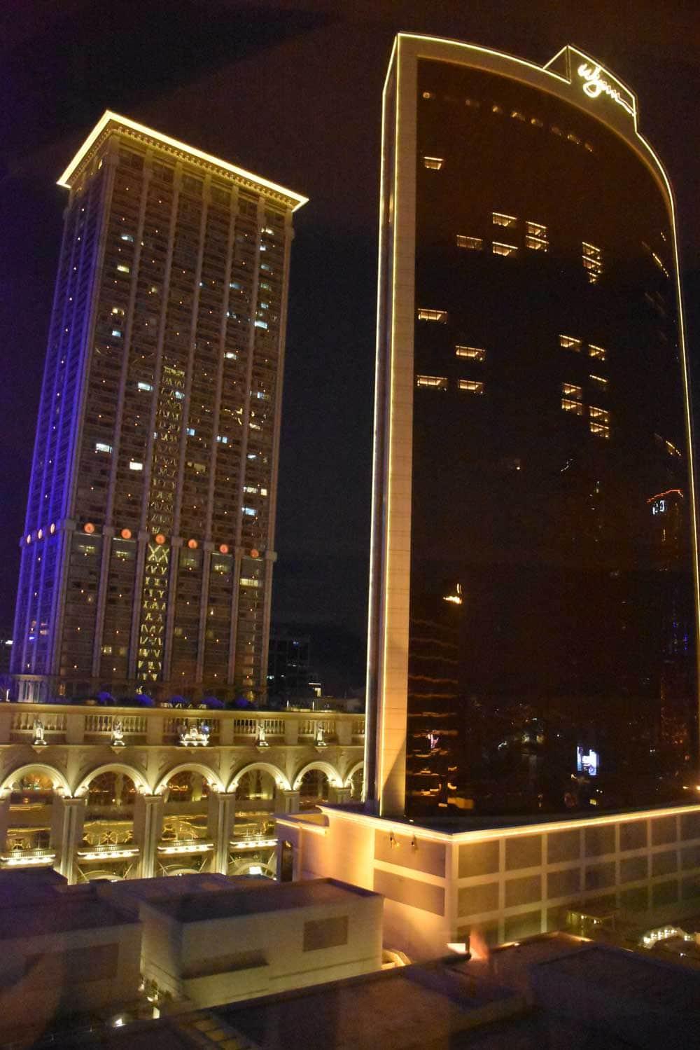 L'Arc Macau and Encore Tower
