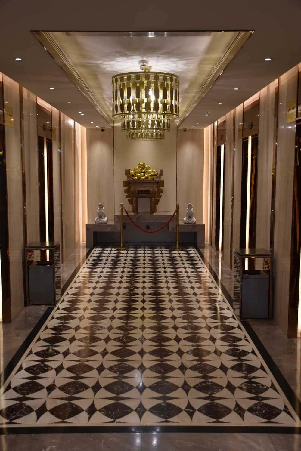Grand Dragon Macau Hotel elevators