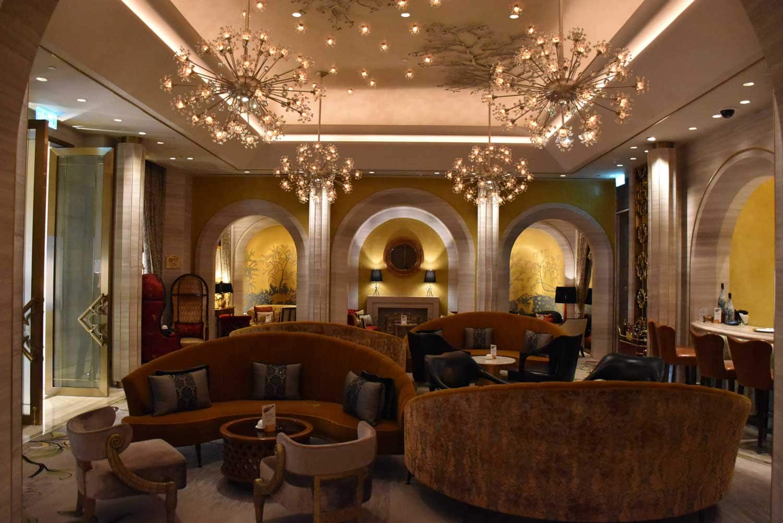 MGM Macau Bar Patua