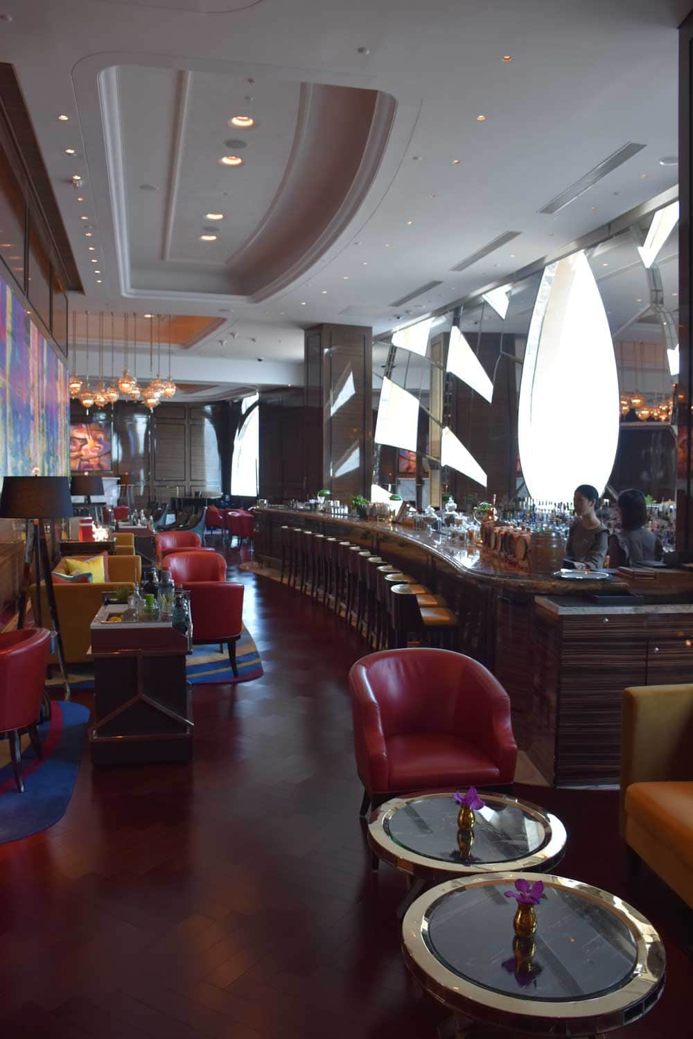 Ritz-Carlton Bar