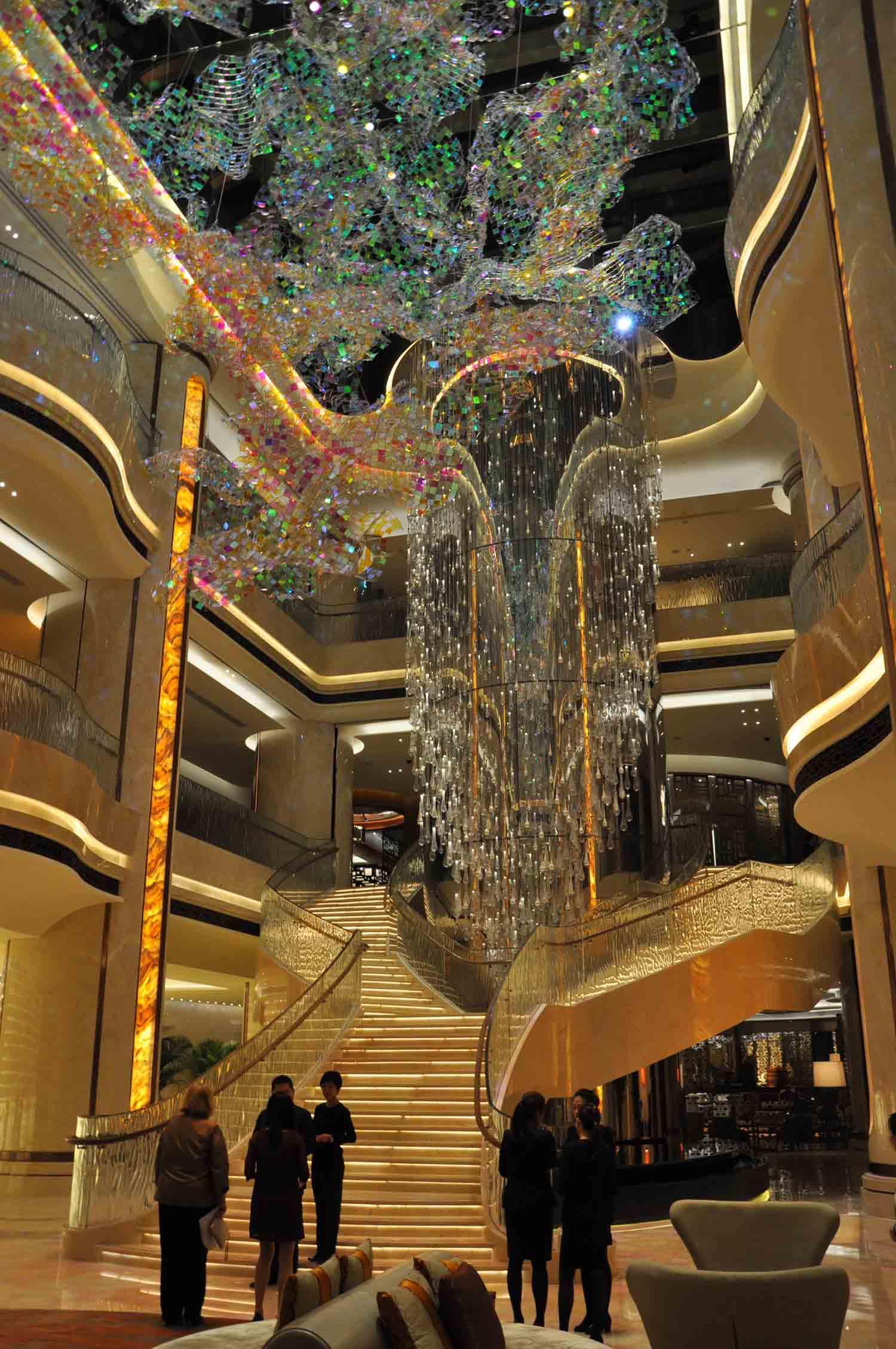 JW Marriott lobby