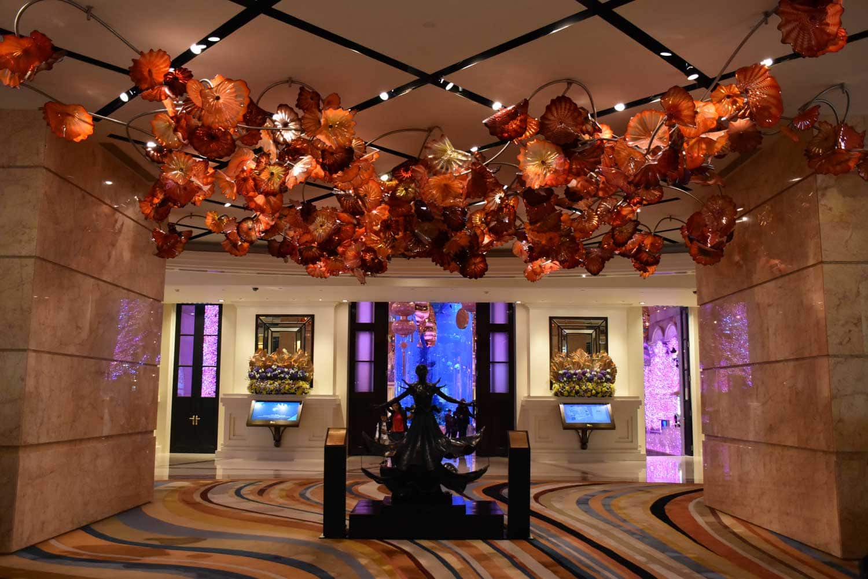 MGM Macau Dali statue
