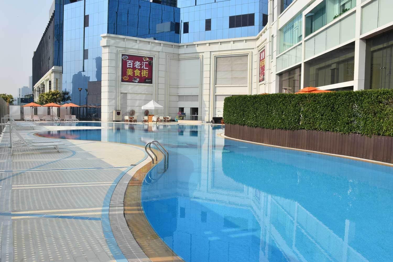 Broadway Macau outdoor swimming pool