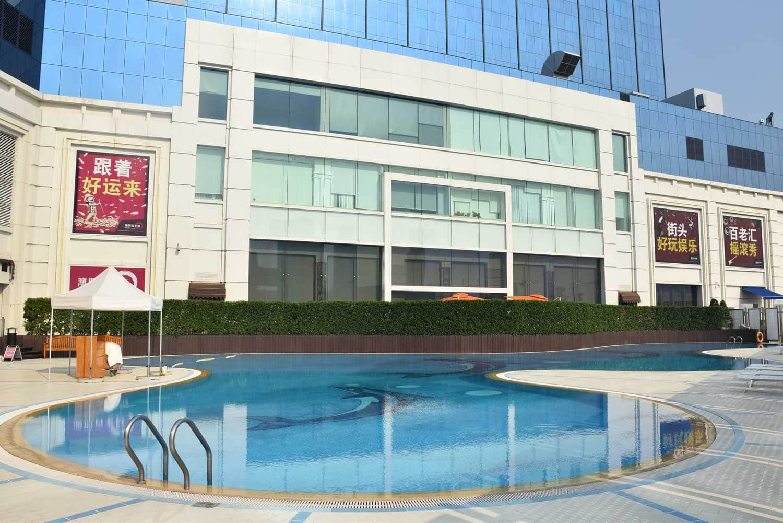 Broadway Macau swimming pool
