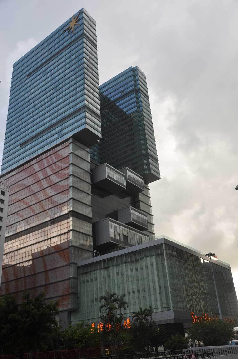 Starworld Macau outside picture