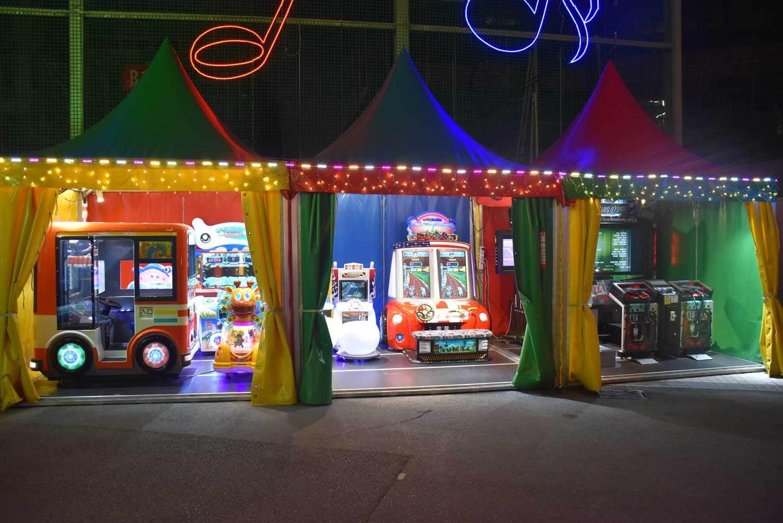 Broadway Macau Food Street Arcade
